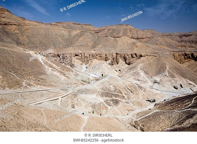 Valley of the Kings, Egypt, Luxor