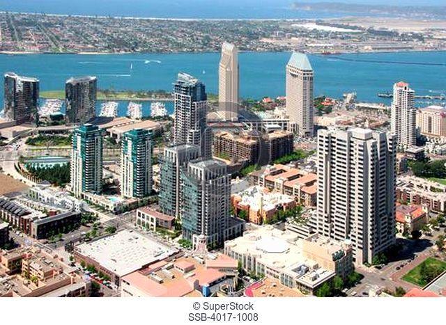 Marina Distric of Downtown San Diego