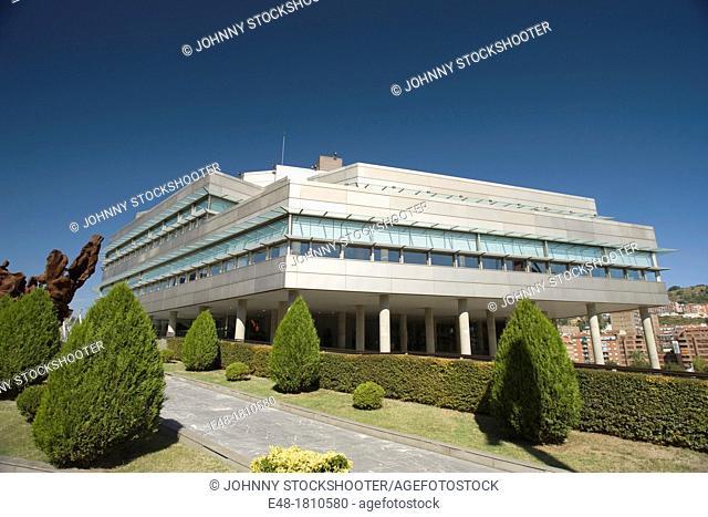 ESKALDUNA CONFERENCE CENTER BILBAO BASQUE COUNTRY SPAIN