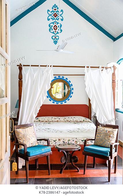 Casa Anjuna Hotel, Goa, India