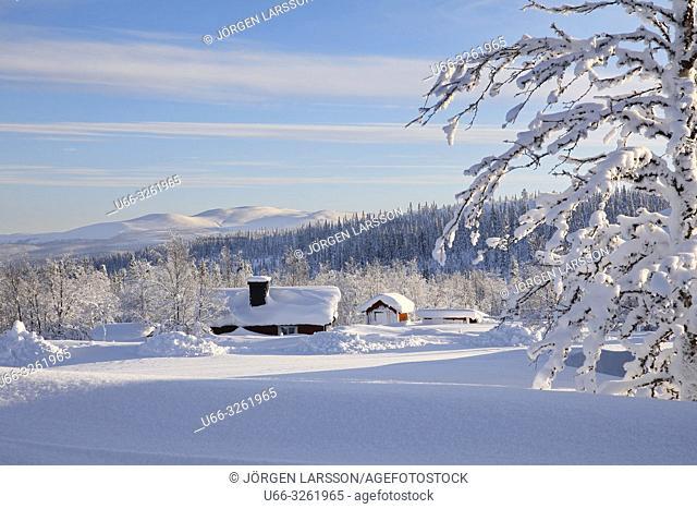 Slagavallen, Harjedalen Sweden