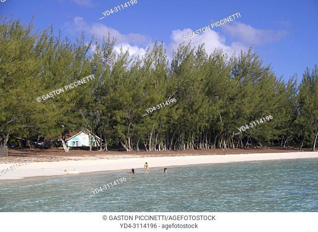Gauldin Cay Beach, North Eleuthera Island, Bahamas