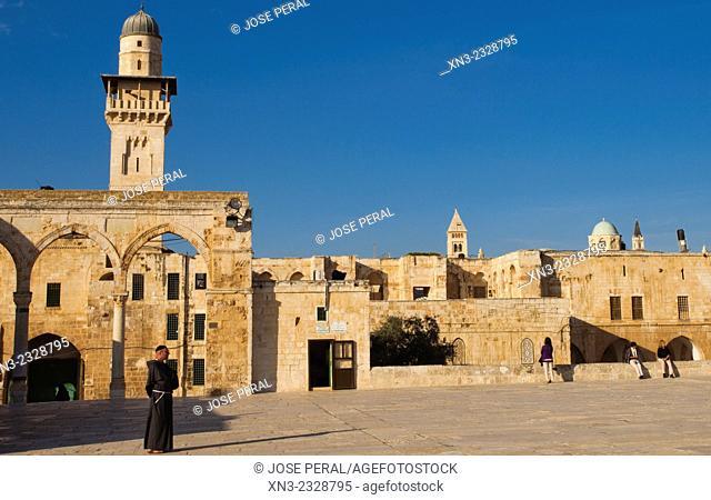 Temple Mount, Old City Jerusalem, Israel