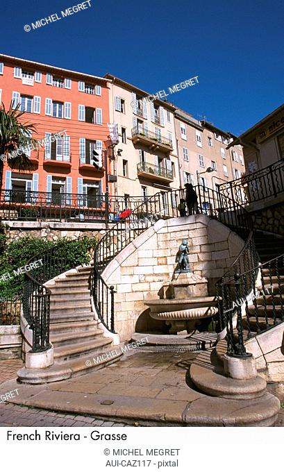 French Riviera - Grasse