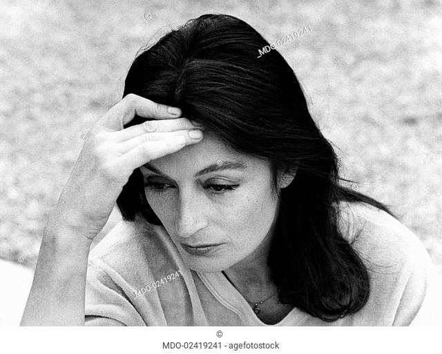 Close Up French Actress Stock Photos And Images Age Fotostock
