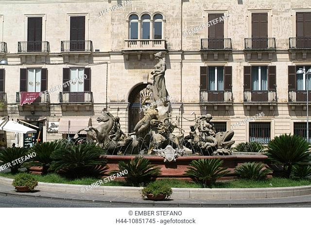 10851745, Italy, Sicily, Syracuse city, Ortyga isl