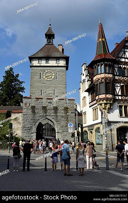 Europe, Germany, Baden-Württemberg, Constance, Lake Constance