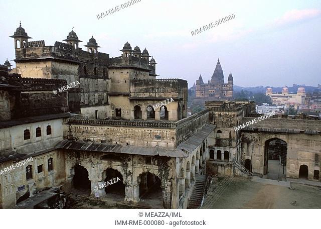 Orchha Madhya Pradesh, India, Asia