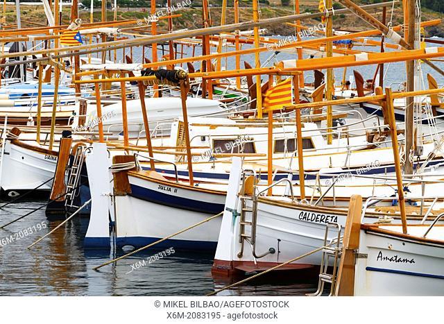 El Port de la Selva. Costa Brava, Girona. Catalonia, Spain, Europe