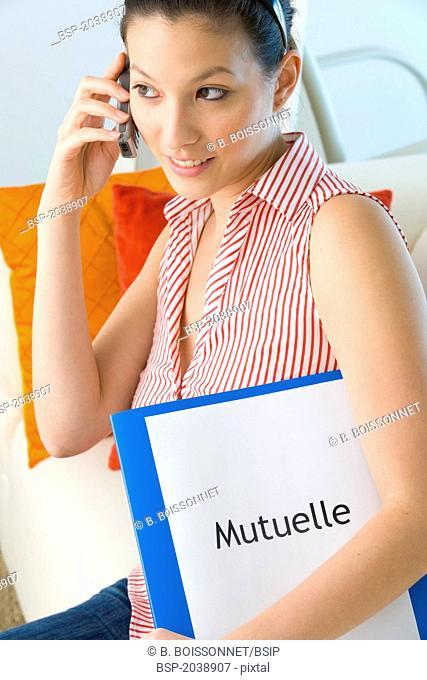 MUTUAL INSURANCE COMPANY Model
