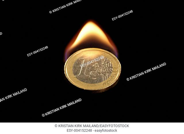Euro on fire