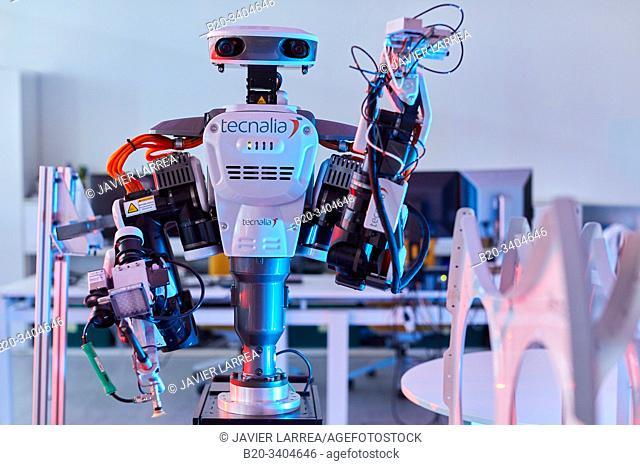 Robot Autonomy for Flexible Manufacturing, Collaborative robotic, Advanced manufacturing Unit, Technology Centre, Tecnalia Research & Innovation, Donostia