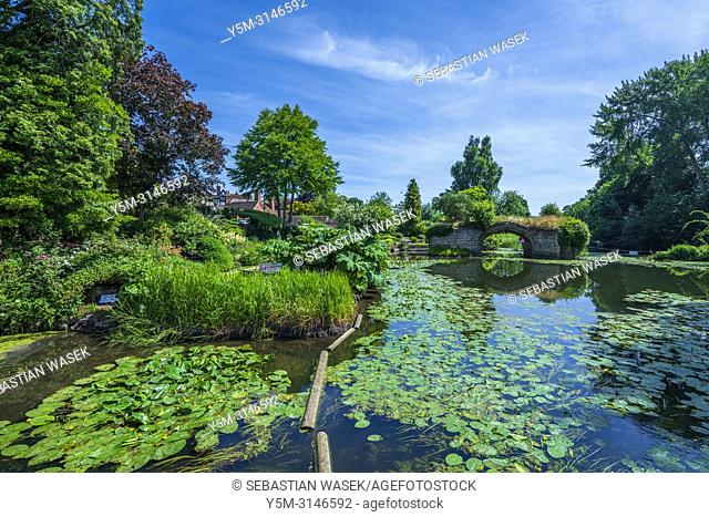 Warwick Castle, Warwickshire, West Midlands, England, United Kingdom, Europe