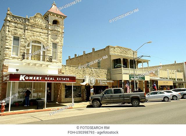 Fredericksburg, Texas, TX, Hill Country