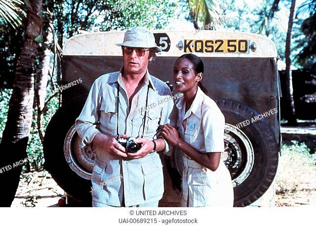 Ashanti, Ashanti, Ashanti, Ashanti, Michael Caine, Beverly Johnson Der Brite Dr. Linderby (Michael Caine) und seine Frau Anansa (Beverly Johnson) arbeiten als...