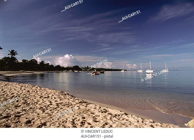 French Caribbean - Caribbean Islands - Marie Galante - St Louis