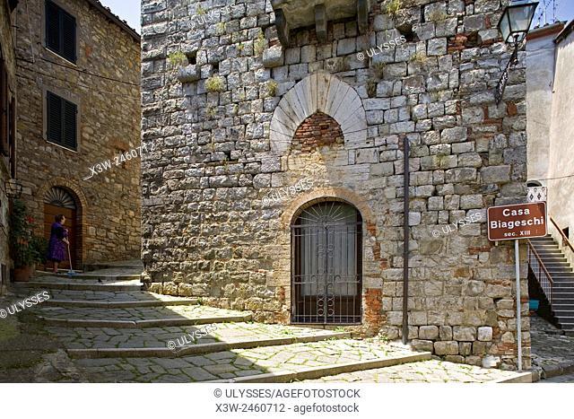 europ, italy, tuscany, montieri, casa biageschi