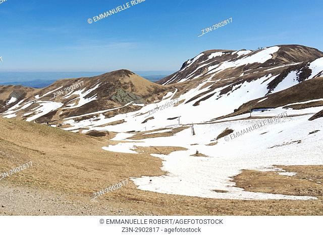 Sancy pas ane, Puy de Dôme, Massif Central, Auvergne, France, Europe