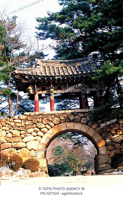 Naksansa Temple,Gangwon,Korea