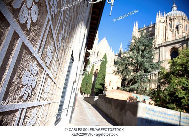 Calles de Salamanca