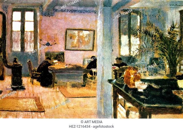 'The Room', 1893. From the Hermitage, St Petersburg. Artist's copyright must also be cleared