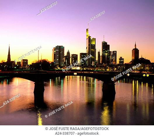 Frankfurt am Main. Germany