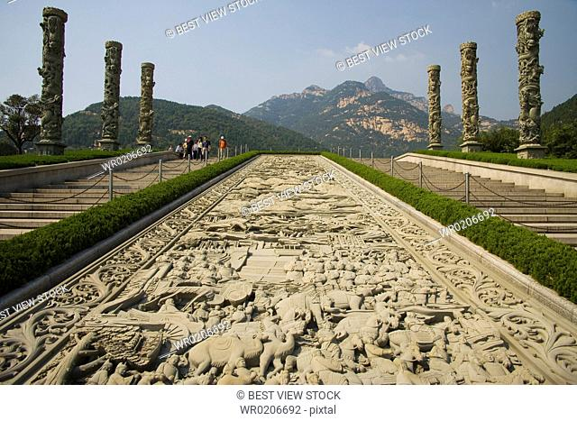 Mount Tai,Mt Tai,Shandong