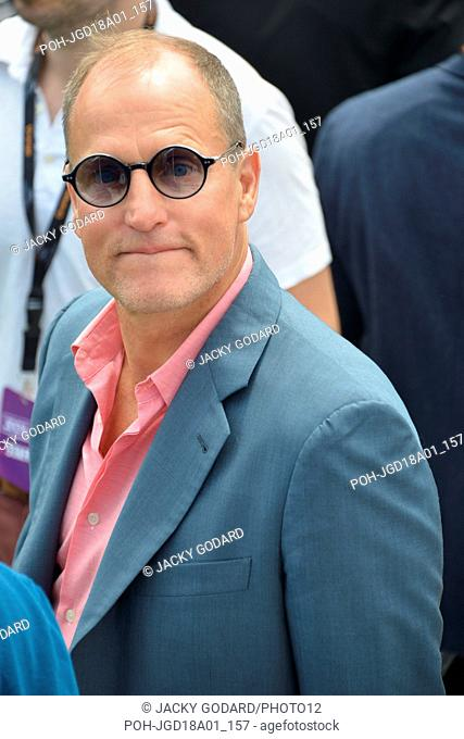 Woody Harrelson Photocall 'Solo: A Star Wars Story' 71st Cannes Film Festival May 15, 2018 Photo Jacky Godard