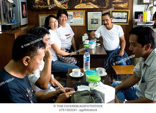 Jalan Gajah Mada Denpasar Bali Indonesia Stock Photos And Images Agefotostock