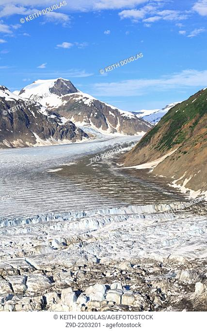 Salmon Glacier, Stewart, British Columbia