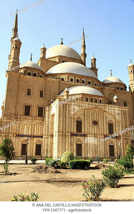Mohamed Ali Mosque Citadel of Saladin Cairo Egypt