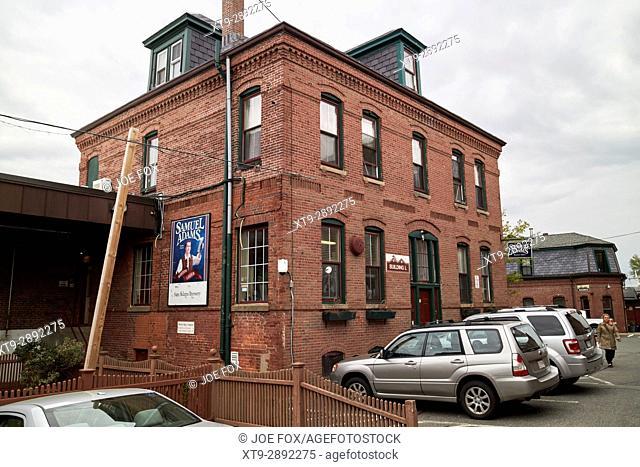 Samuel adams brewery boston beer company Boston USA