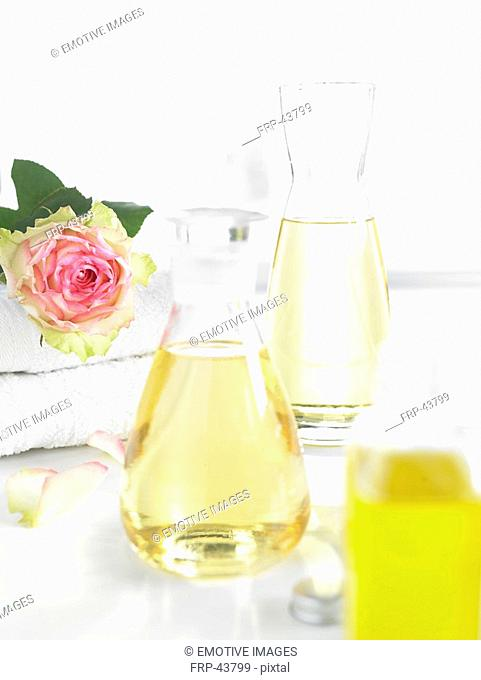 Beauty care oils