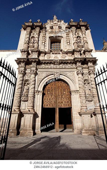 Cathedral, Durango, Mexico