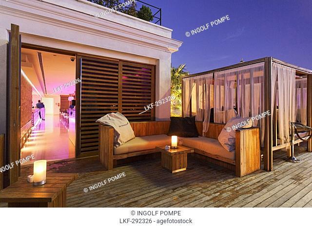 Terraza Stock Photos And Images Agefotostock