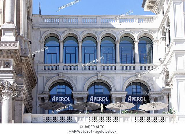 Terrazza Aperol Stock Photos And Images Agefotostock