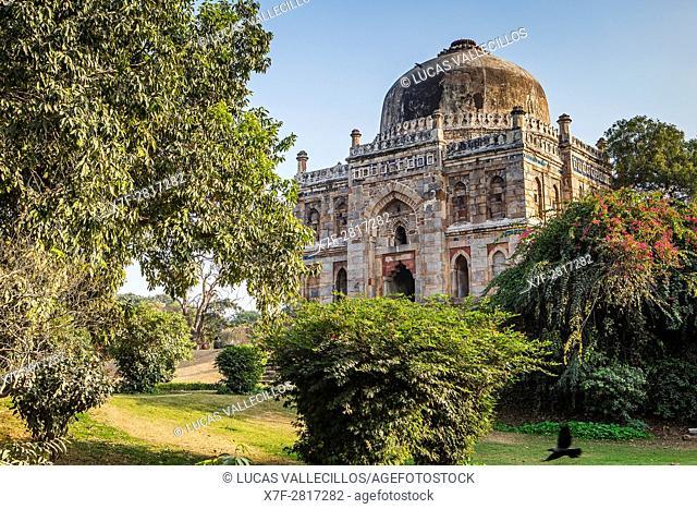 Sheesh Gumbad, Lodi Garden, New Delhi, India