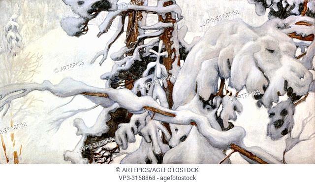 Gallen-Kallela Akseli - Winter