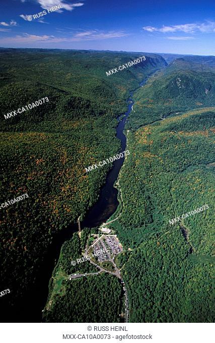 Jacques-Cartier Provincial Park, Quebec, Canada