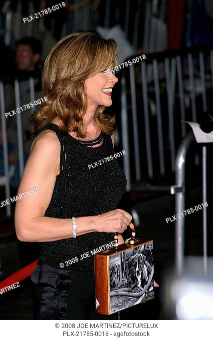 The Ladykillers Premiere 3-12-2004 Linda Blair Photo by Joe Martinez