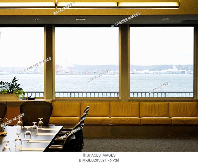 Conference Room with View