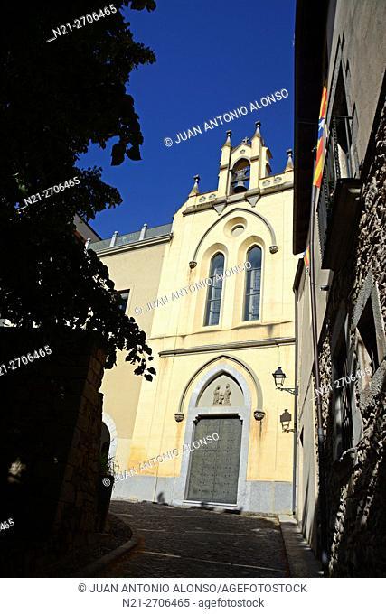 Convent de les Josefines. Girona, Catalonia, Spain, Europe