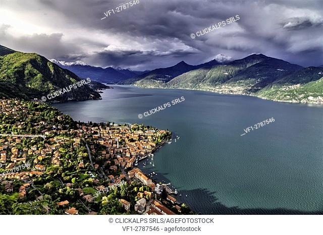 menaggio,Lake Como ,mountains, Lombardy, Italy
