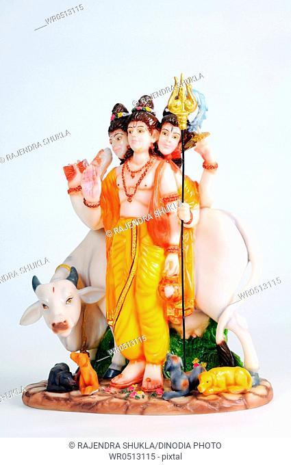 Statue of lord guru datta , India