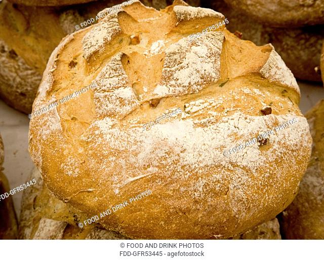 Crusty loaf