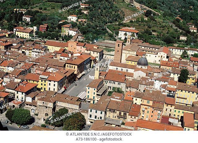 Pietrasanta. Tuscany. Italy