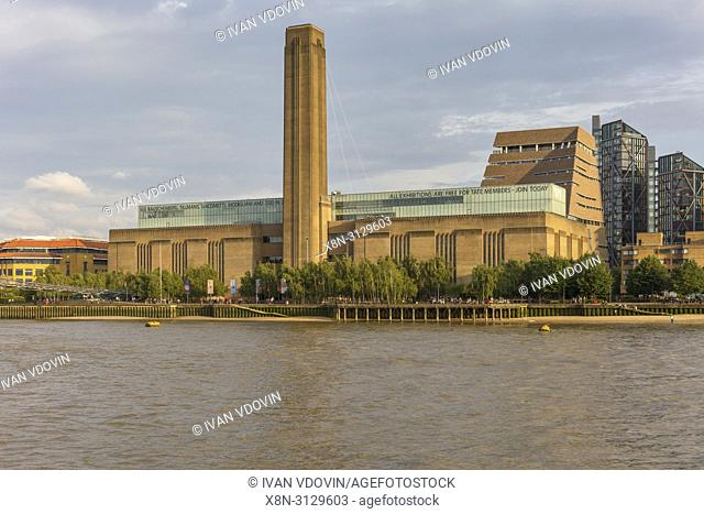 Tate Modern, London, England, UK