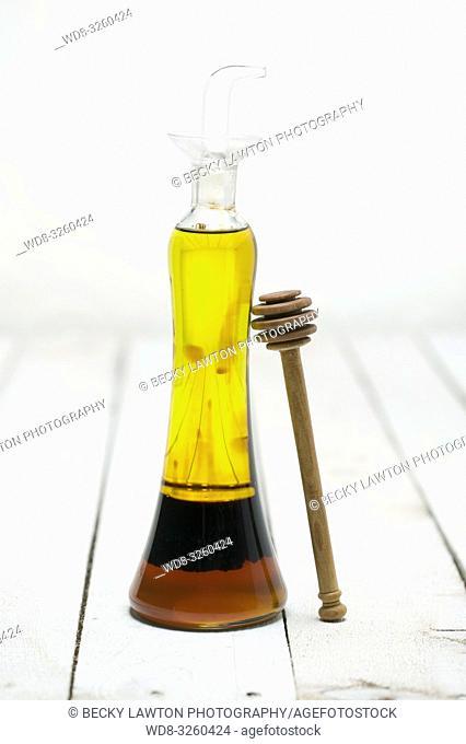 vinagreta con miel