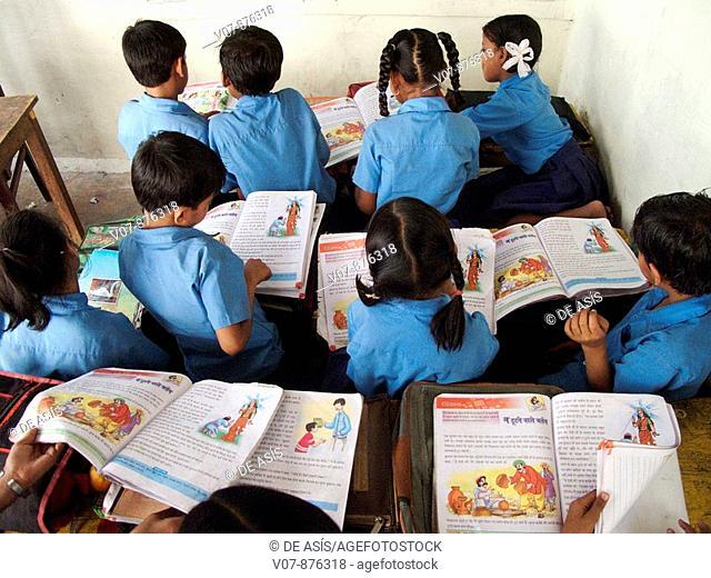 School of Learn For Life NGO society, Varanasi, India
