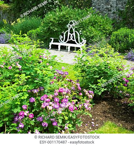 Birr Castle Gardens, County Offaly, Ireland